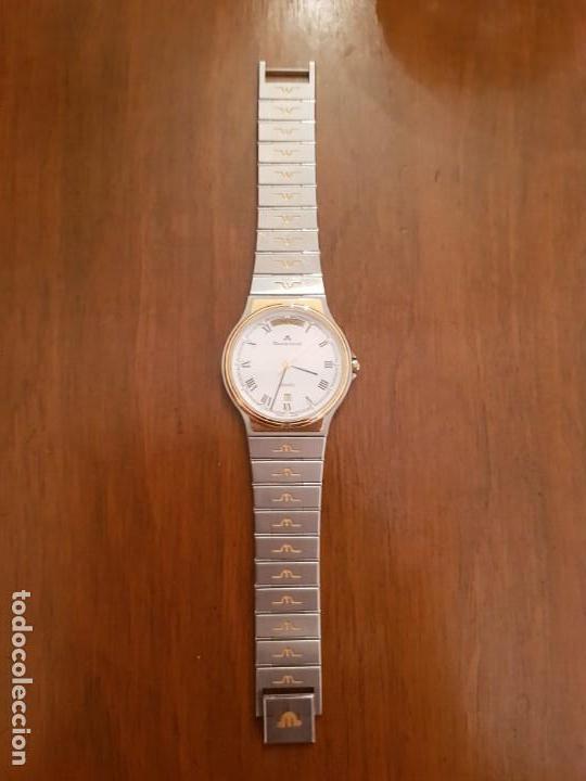 Automatic Watches: Reloj Maurice Lacroix Clásico Mujer Blanco Acero Bicolor - Foto 2 - 143922370
