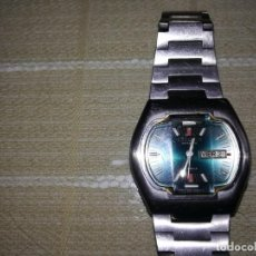 Relojes automáticos: MUY RARO CITIZEN AUTOMÁTICO CON CRISTAL CENTRAL EN RELIEVE 21 JEWELS FUNCIONANDO MIREN FOTOS . Lote 144436974