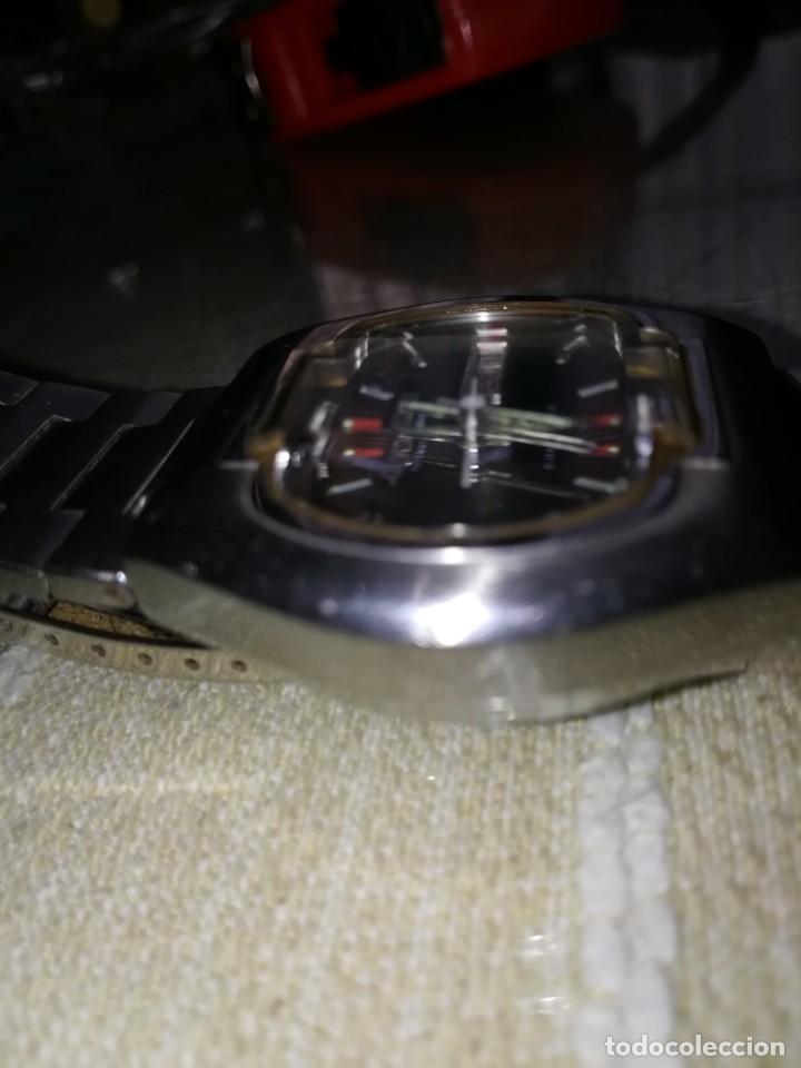 Relojes automáticos: Muy raro citizen automático con cristal central en relieve 21 jewels funcionando miren fotos - Foto 9 - 144436974