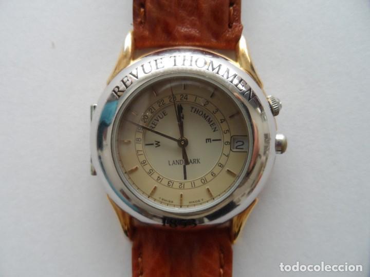 RELOJ SUIZO REVUE THOMMEN 1853 MODELO LANDMARK (Relojes - Relojes Automáticos)