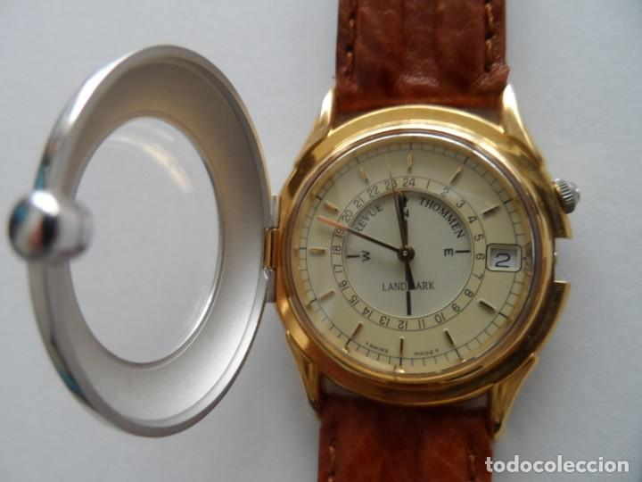 Relojes automáticos: Reloj suizo Revue Thommen 1853 modelo Landmark - Foto 3 - 145344634