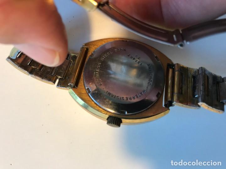Relojes automáticos: reloj hombre - Foto 3 - 145498250