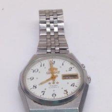 Relojes automáticos: RELOJ ORIENT CRISTAL 3 ESTRELLAS 21 JEWELS FUNCIONA. Lote 145613546