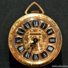 Relojes automáticos: RELOJ AUTOMATICO ILONA BAÑO EN ORO FUNCIONANDO. Lote 92311920