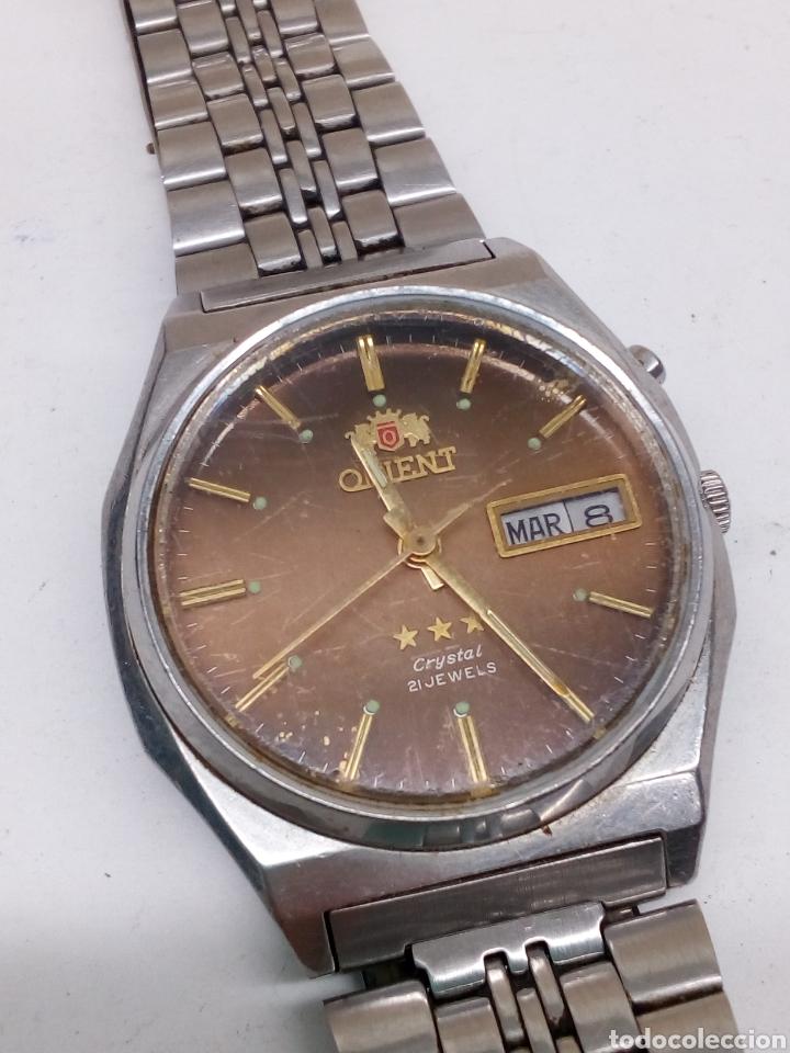 de40ea892580 reloj orient automático - Comprar Relojes antiguos automáticos en ...