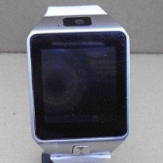 Relojes automáticos: SMARTWATCH RELOJ INTELIGENTE BLUETOOTH PARA TELÉFONO RELOJ USABLE SMART MOBILE SYN SIM. Lote 146318550
