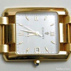 Relojes automáticos: CAUNY ORO Z-182. Lote 146348238