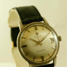 Relojes automáticos: CERTINA BRISTOL 195 ACERO AUTOMATICO FUNCIONANDO MANUFACTURA 25-651. Lote 146545542