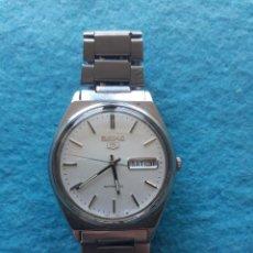 Relojes automáticos - Reloj de Caballero. Marca SEIKO 5 Automatico. Funcionando. - 154758014