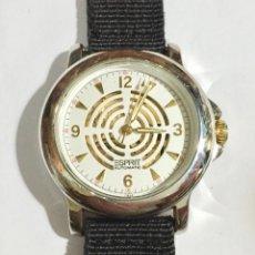 Relojes automáticos: SPRIT - CAL. CUERDA Y AUTOMATICO ,CAJA CROMADA DE 39 M/M.C/C.MAQUINA VISTA,PULSERA MAX 205 M/M.. Lote 147387314