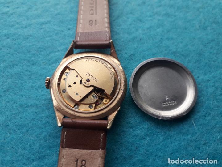Relojes automáticos: Reloj Marca Tremiño Automatic. Clásico de Caballero. Funcionando. - Foto 7 - 147469014