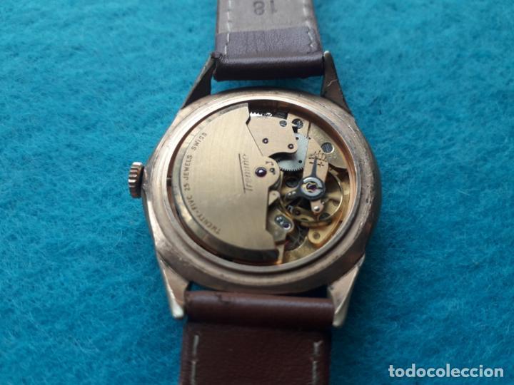 Relojes automáticos: Reloj Marca Tremiño Automatic. Clásico de Caballero. Funcionando. - Foto 2 - 147469014