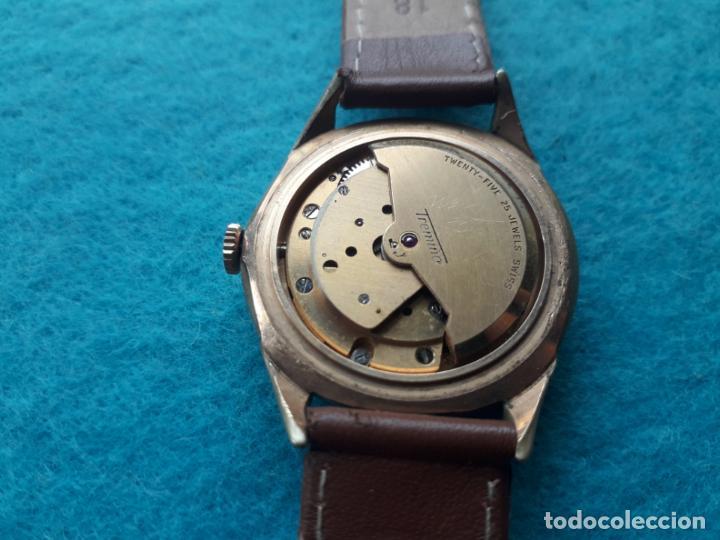 Relojes automáticos: Reloj Marca Tremiño Automatic. Clásico de Caballero. Funcionando. - Foto 9 - 147469014