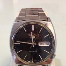 Relojes automáticos: RELOJ SEIKO 5 AUTOMÁTICO MODELO 6309-8850 VINTAGE. Lote 147542944