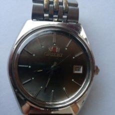 Relojes automáticos: RELOJ VINTAGE PARA HOMBRE. ORIENT 21 JEWELS AUTOMATICO 7522 - 2800. FUNCIONANDO CORRECTAMENTE. Lote 147567386