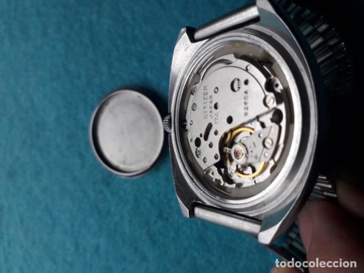 Relojes automáticos: Reloj Marca Citizen. Automático de Caballero. Funcionando. - Foto 5 - 147727150