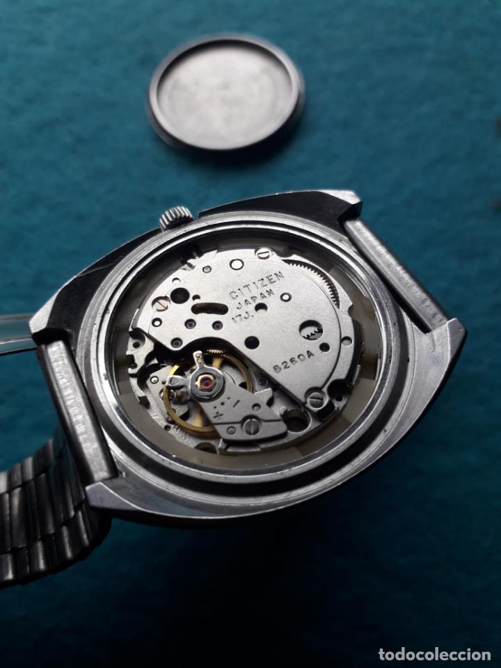 Relojes automáticos: Reloj Marca Citizen. Automático de Caballero. Funcionando. - Foto 8 - 147727150