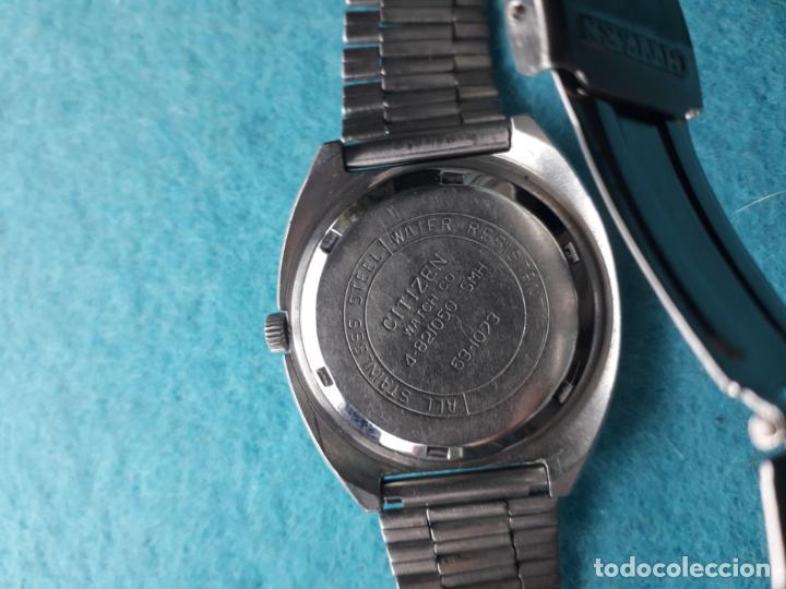 Relojes automáticos: Reloj Marca Citizen. Automático de Caballero. Funcionando. - Foto 6 - 147727150