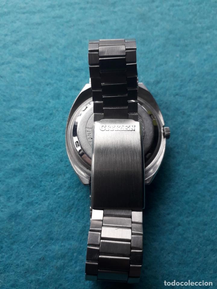Relojes automáticos: Reloj Marca Citizen. Automático de Caballero. Funcionando. - Foto 7 - 147727150