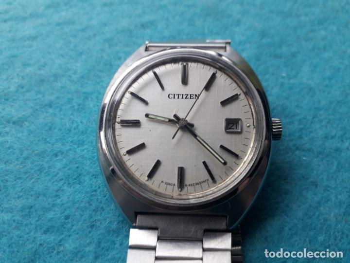 Relojes automáticos: Reloj Marca Citizen. Automático de Caballero. Funcionando. - Foto 9 - 147727150