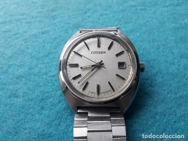 Relojes automáticos: Reloj Marca Citizen. Automático de Caballero. Funcionando. - Foto 4 - 147727150