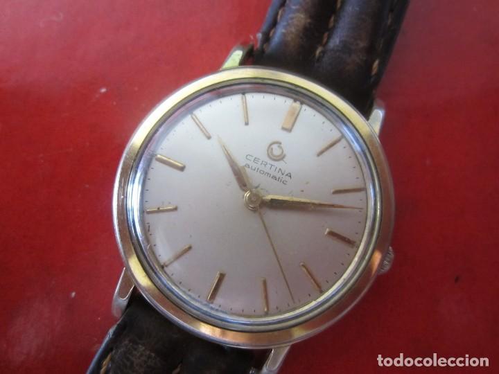 RELOJ DE CABALLERO AUTOMATICO MARCA CERTINA (Relojes - Relojes Automáticos)