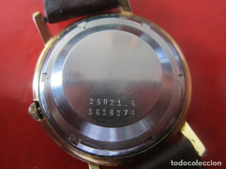 Relojes automáticos: Reloj de caballero automatico marca Certina - Foto 4 - 147820918