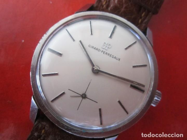 RELOJ DE CABALLERO MARCA GIRARD PERREGAUX (Relojes - Relojes Automáticos)