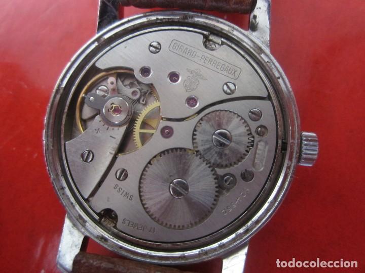Relojes automáticos: Reloj de caballero marca Girard Perregaux - Foto 2 - 147824482