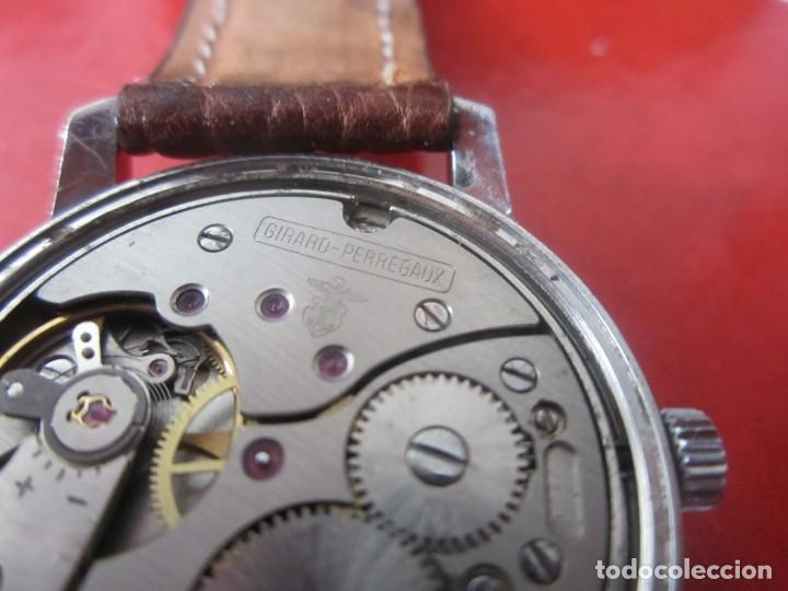 Relojes automáticos: Reloj de caballero marca Girard Perregaux - Foto 3 - 147824482