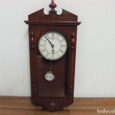 Relojes automáticos: BONITO RELOJ DE PARED SARS CON SONERÍA . Lote 148058018