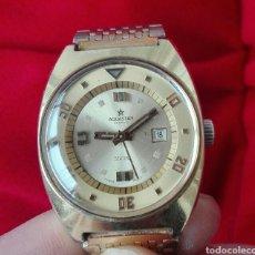 Relojes automáticos: RELOJ AQUASTAR GENEVE.. Lote 148147666