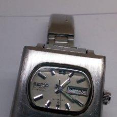 Relógios automáticos: RELOJ SEIKO DIAL AUTOMÁTICO 17JEWERS EN FUNCIONAMIENTO. Lote 265539769