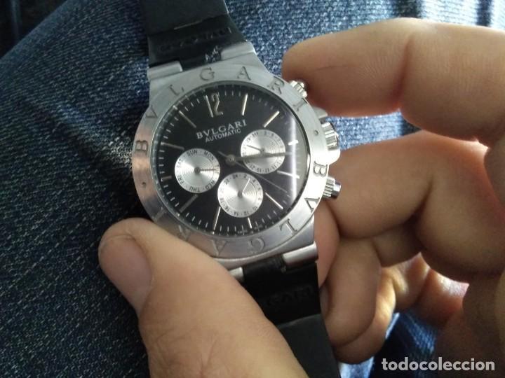 cfdab4e6e45 reloj ( bvlgari - sd 38 s. - - - l 2161 ) autom - Comprar Relojes ...