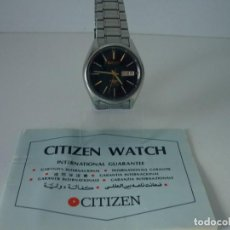 Relojes automáticos: RELOJ CITIZEN AUTOMATICO MODELO 4-039181 HST 813122 G-N-4S DEL AÑO 2001. Lote 148462786