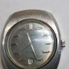 Relojes automáticos: RELOJ AUTOMÁTICO LUXOR 25 JEWELS. Lote 148517033