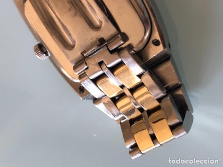 Relojes automáticos: RELOJ OMEGA CONSTELLATION CAJA ACERO Y ARMIS OMEGA EN ACERO Y ORO 18 QUiLATES AÑO 70. BISEL EN ORO - Foto 12 - 148561530