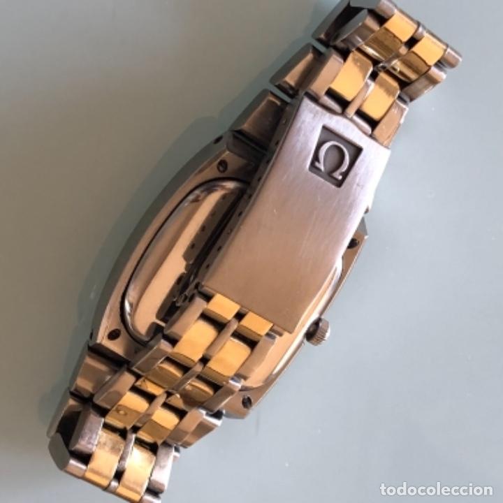 Relojes automáticos: RELOJ OMEGA CONSTELLATION CAJA ACERO Y ARMIS OMEGA EN ACERO Y ORO 18 QUiLATES AÑO 70. BISEL EN ORO - Foto 17 - 148561530