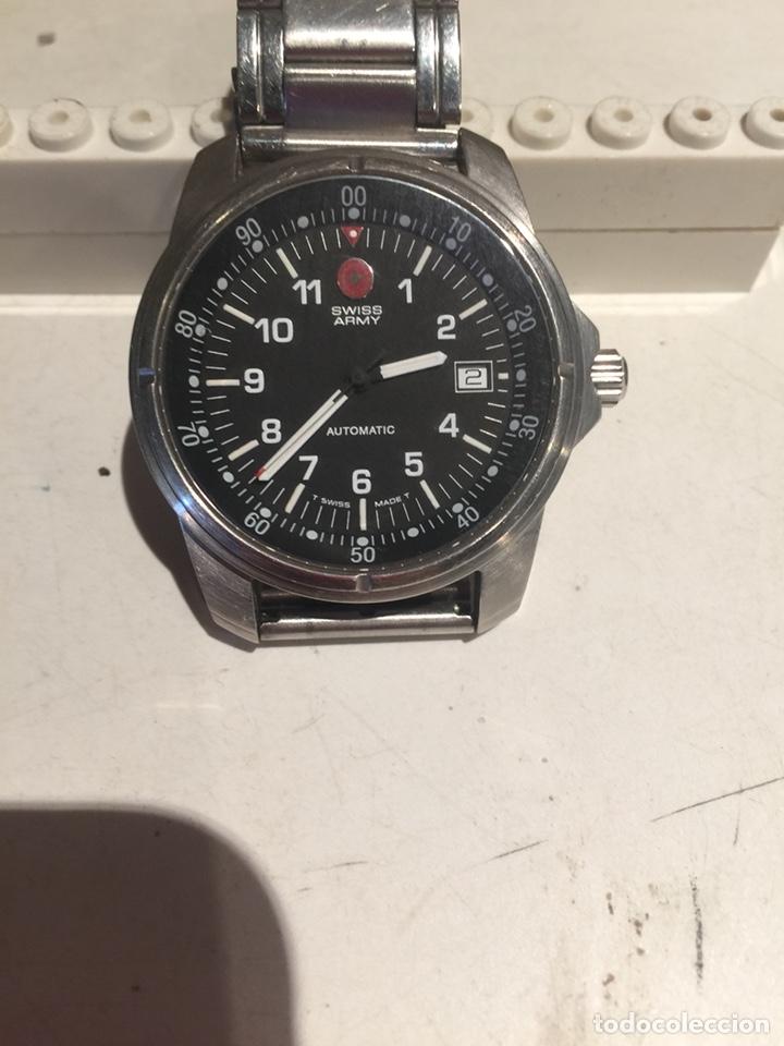 7d20455a1523 Reloj swiss army automatico de acero buen estad - Vendido en Venta ...