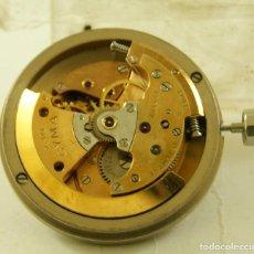 Relojes automáticos: RARO CALIBRE CYMA R425 BUMPER CON ESFERA AGUJAS Y CORONA CYMAFLEX. Lote 148898462