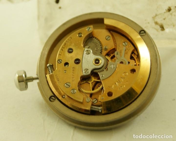 Relojes automáticos: RARO CALIBRE CYMA R425 BUMPER CON ESFERA AGUJAS Y CORONA CYMAFLEX - Foto 6 - 148898462