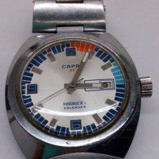 Relojes automáticos: RELOJ CAPRI 25 FORMULA1 CALENDAR. Lote 149465684