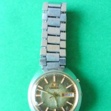 Relojes automáticos: RELOJ DE CABALLERO ORIENT. Lote 149641674