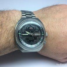 Relojes automáticos: RELOJ VINTAGE ORIENT WORLDDIVER AUTOMÁTICO MUY RARO. Lote 149645240