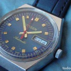 Relojes automáticos: RELOJ CITIZEN CLASICO AUTOMATICO. Lote 149708348
