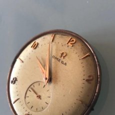 Relojes automáticos: MAQUINARIA + ESFERA RELOJ OMEGA SISTEMA BUMPER CALIBRE 344. Lote 149844926
