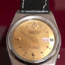 Relojes automáticos: RELOJ AUTOMÁTICO CITIZEN. Lote 149975098