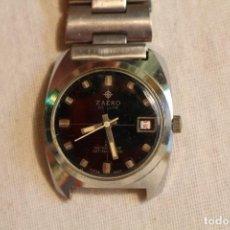 Relojes automáticos: RELOJ AUTOMATICO DE PULSERA ZAEKO DE LUXE. Lote 150065398