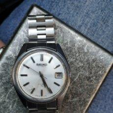 Relojes automáticos: SEIKO OUTOMATIC RELOJ CABALLERO ANTIGUO EN FUNCIONAMIENTO. Lote 150119986