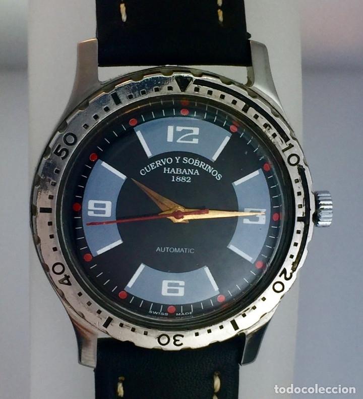 CUERVO Y SOBRINOS VINTAGE C. 1.950 AUTOMATIC (Relojes - Relojes Automáticos)
